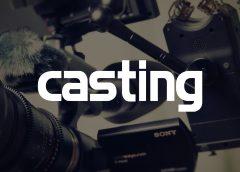 Casting per un film di produzione internazionale