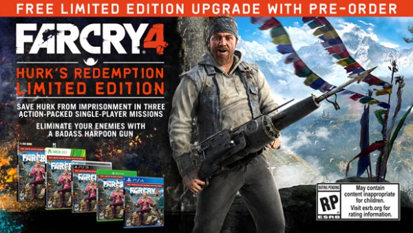 Far Cry 4 Oficial Bonus