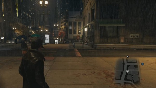 Watch Dogs no PlayStation 4