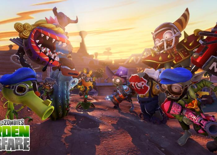 Plants vs. Zombies Garden Warfare Review Brasileiro