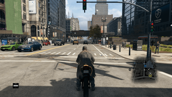 Watch Dogs Análise Gráficos no Xbox One