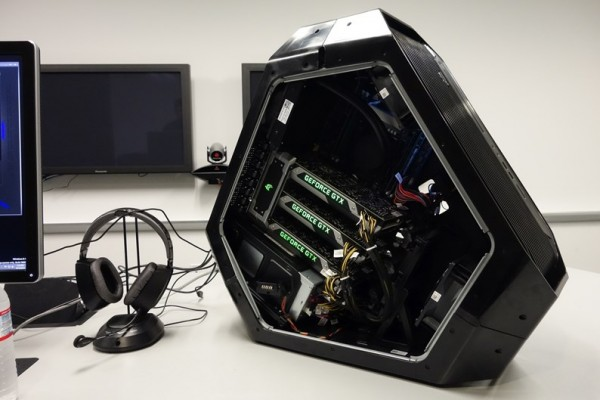 Area-51 PC Gamer Alienware