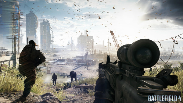 Review Battlefield 4 PS4 pt BR