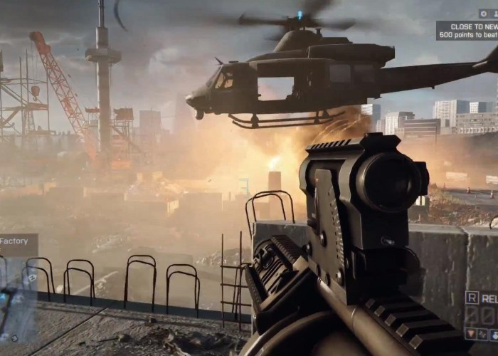 Análise Battlefield 4 no Xbox One e PS4