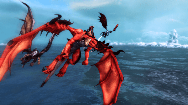 Crimson Dragon para Xbox One