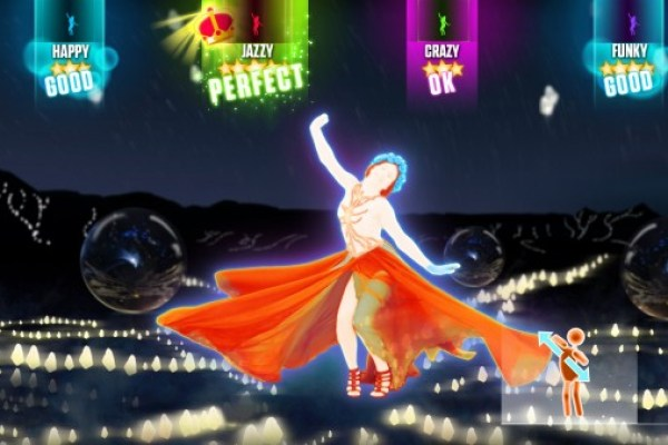 Review Just Dance 2015 Burn