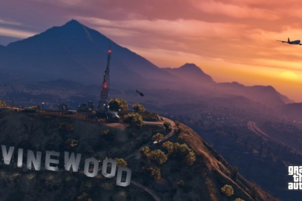 Review GTA 5 no PS4