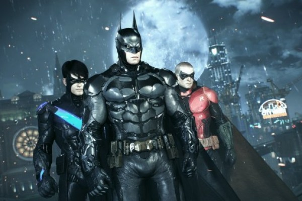 Batman: Arkham Knight no Xbox One