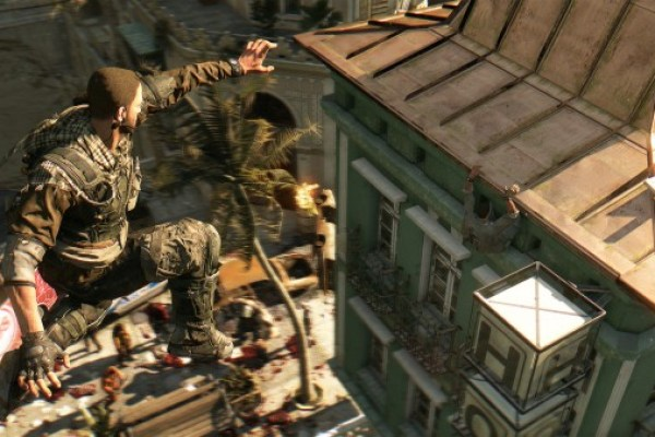 Dying Light no PlayStation 4