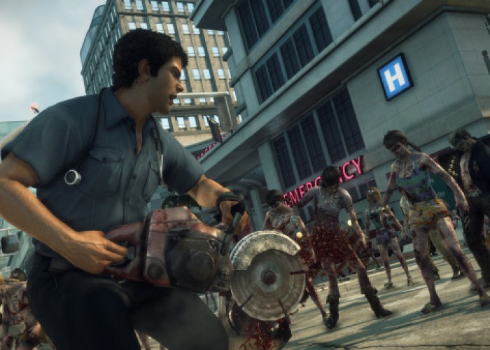 Dead Rising 3 GamePlay