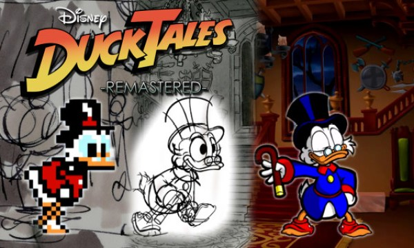 Análise DuckTales Remastered