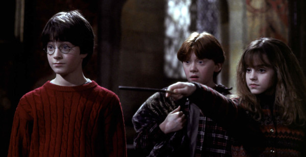 Filme Harry Potter 2001
