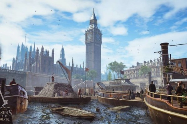 Assassin's Creed Syndicate Ubisoft