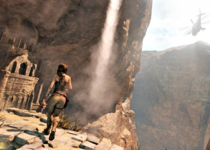 Análise de Rise of the Tomb Raider Xbox One