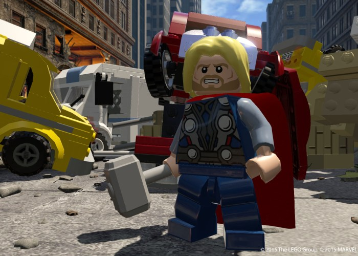 Marvel Avengers LEGO Review