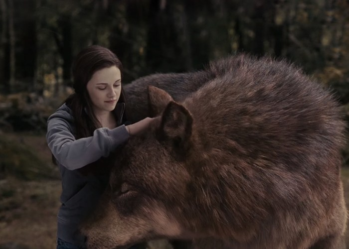 Visual Effects The Twilight Saga: Eclipse