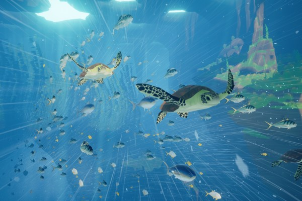 Review de Abzû no PC