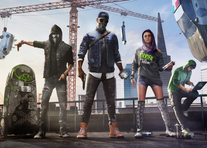 Watch Dogs 2 Análise no PS4