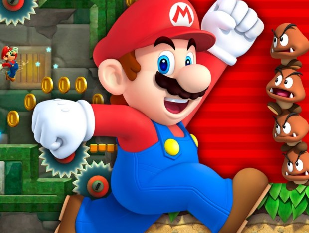 Super Mario Run Review app Android e no iOS