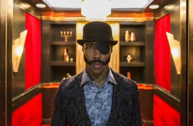 Omari Hardwick stars as Mr. _____ in director Boots Riley's SORRY TO BOTHER YOU, an Annapurna Pictures release.