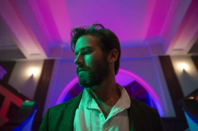 Armie Hammer stars as Steve Lift in Boots Riley's SORRY TO BOTHER YOU, an Annapurna Pictures release.