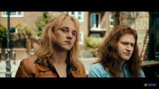 (From L to R) Ben Hardy and Joseph Mazola in Bohemian Rhapsody (2018)