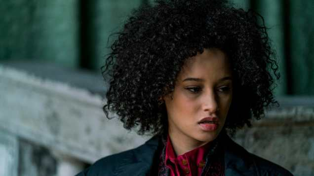 Elarica Johnson in A Discovery of Witches (2018)