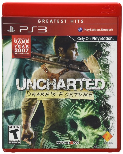 91B0KvHV0UL. SX522  Uncharted: Drakes Fortune