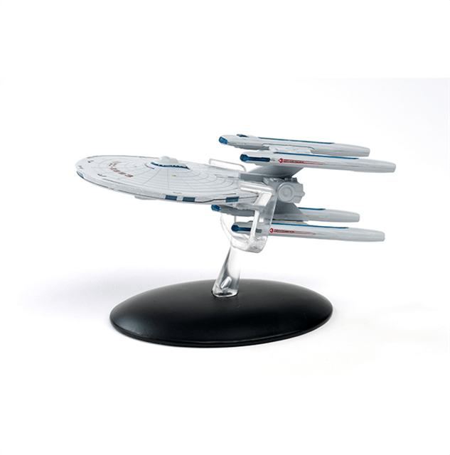 Eaglemoss Star Trek Starship Collection 19 USS Stargazer NCC 2893 Eaglemoss Star Trek Starship Collection #019 USS Stargazer NCC 2893