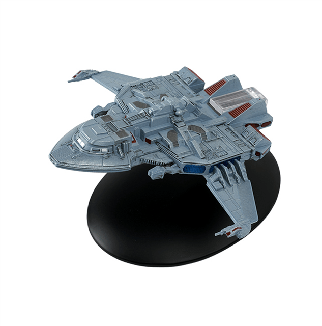 Eaglemoss Star Trek Starship Collection 28 Maquis Raider Eaglemoss Star Trek Starship Collection #028 Maquis Raider
