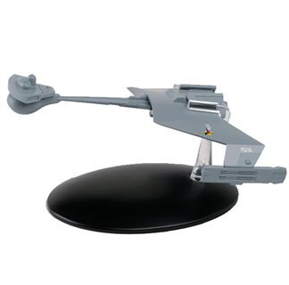 Eaglemoss Star Trek Starship Collection 67 Klingon D7 Class Battle Cruiser Eaglemoss Star Trek Starship Collection #067 Klingon D7 Class Battle Cruiser