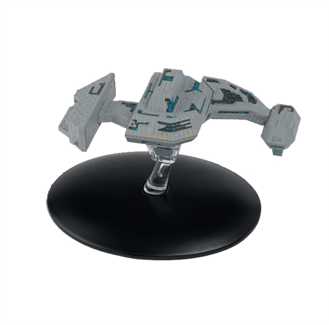 Eaglemoss Star Trek Starship Collection 73 Borg Renegades Ship Eaglemoss Star Trek Starship Collection #073 Borg Renegades Ship