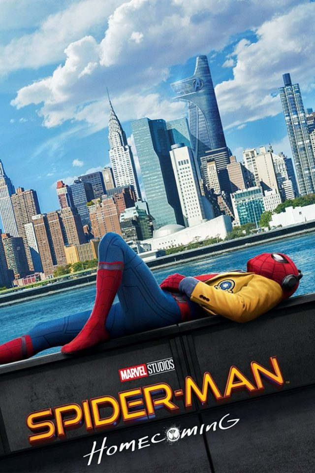 91h3O6Z6IbL. SL1500 683x1024 Spider Man: Homecoming