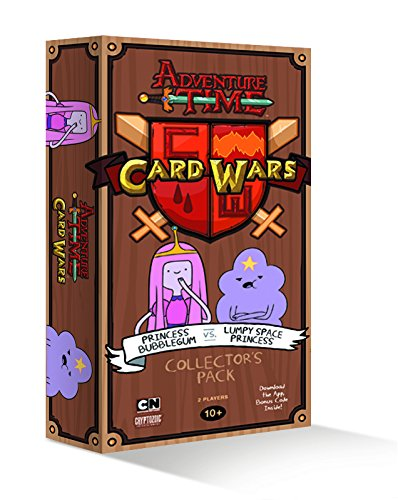 51w QjWmeEL Adventure Time Card Wars Princess Bubblegum vs Lumpy Space Princess