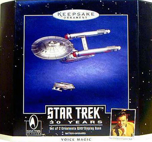 1996 Hallmark 30th Anniversary Enterprise 1996 Hallmark 30th Anniversary Enterprise