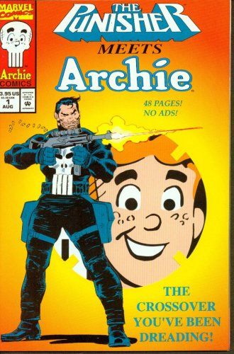 51YlsPEqnL The Punisher Meets Archie review