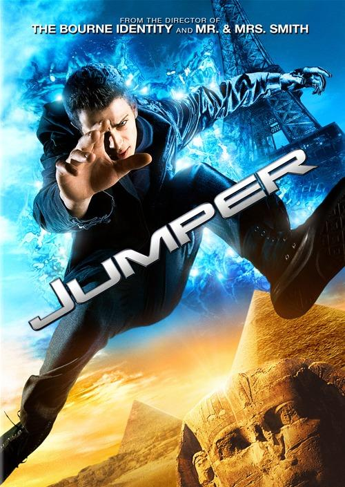 jumper movie poster Jumper