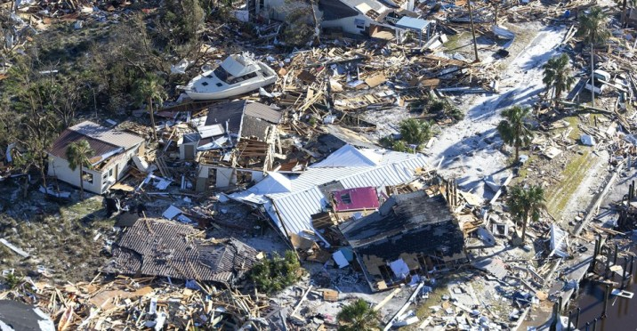 More Photos of the Incredible Devastation Left by Hurricane Michael