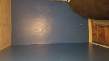 I painted my home office!