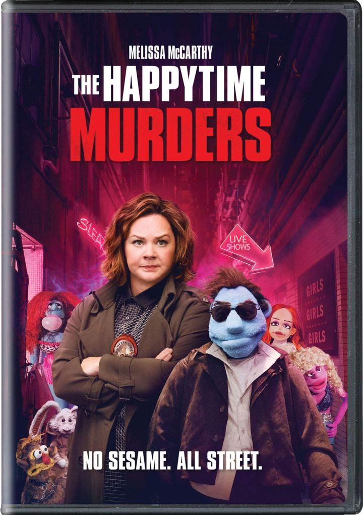 71pwxb5zWIL. SL1500 722x1024 The Happytime Murders