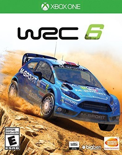 51aIjsAxF2L WRC 6: World Rally Championship
