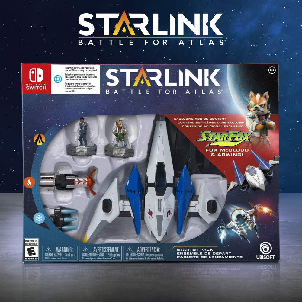 Starlink Battle For Atlas Starter Kit Switch Starlink Battle For Atlas   Starter Kit Switch