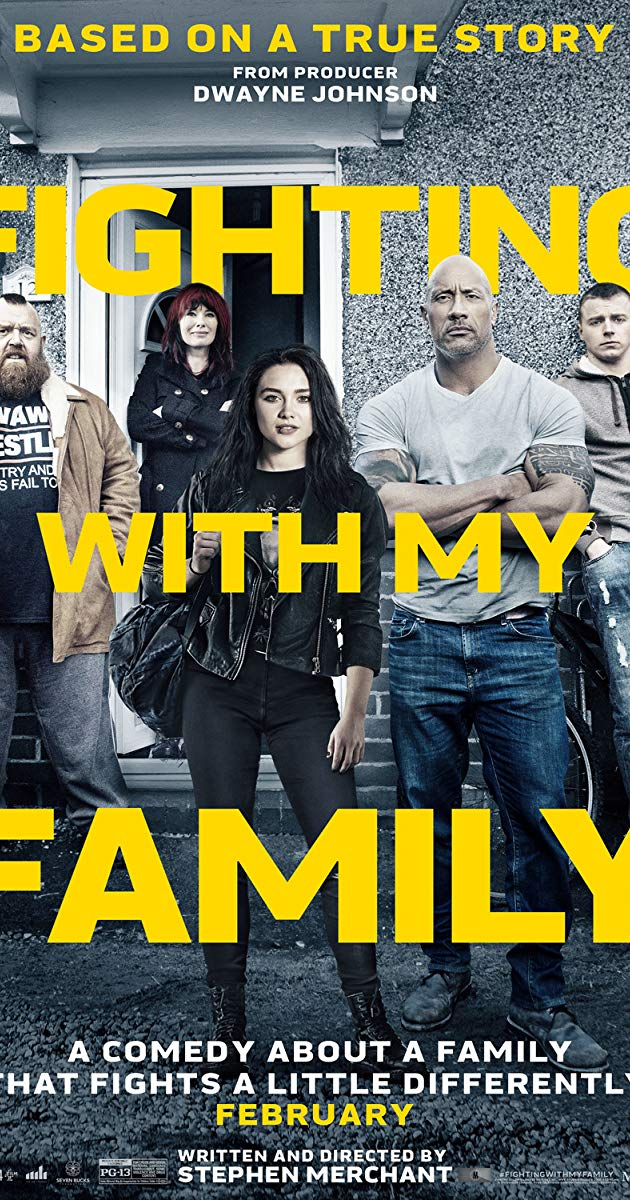 Fighting with My Family (2019)   IMDb