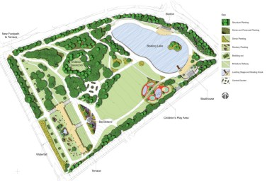 Masterplan South Marine Park