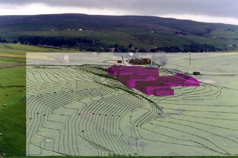 Dam view Wear Valley