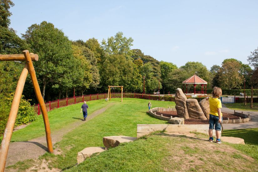 Wallsend Parks Play Area