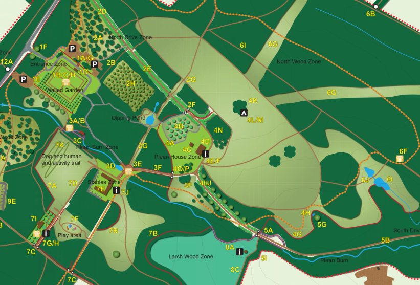 Masterplan Plean Country Park