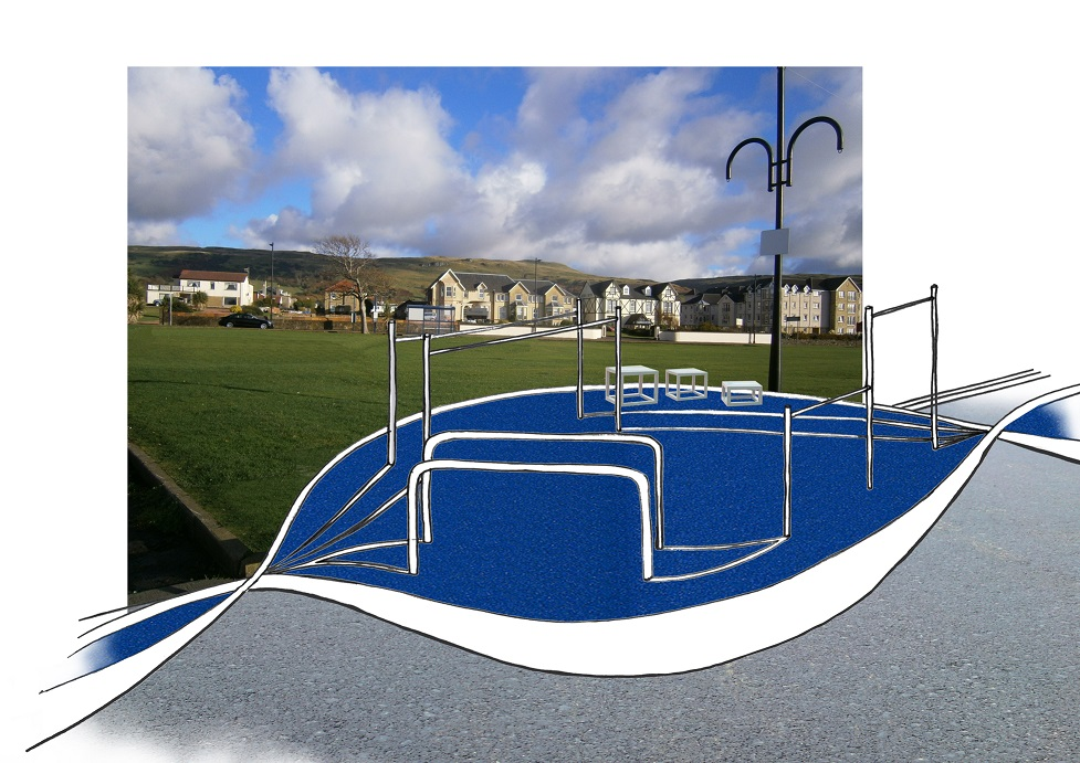 Sports Area Largs