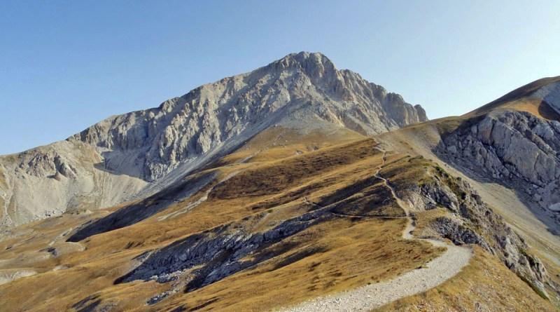 Sella di Monte L'Aquila
