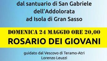 San Gabriele 13 Maggio Messa Del 1 Centenario Della Canonizzazione Del Santo Tg Roseto